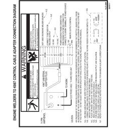 connection diagrams lincoln electric im954 vantage 500 deutz user manual page 41 53 [ 954 x 1235 Pixel ]