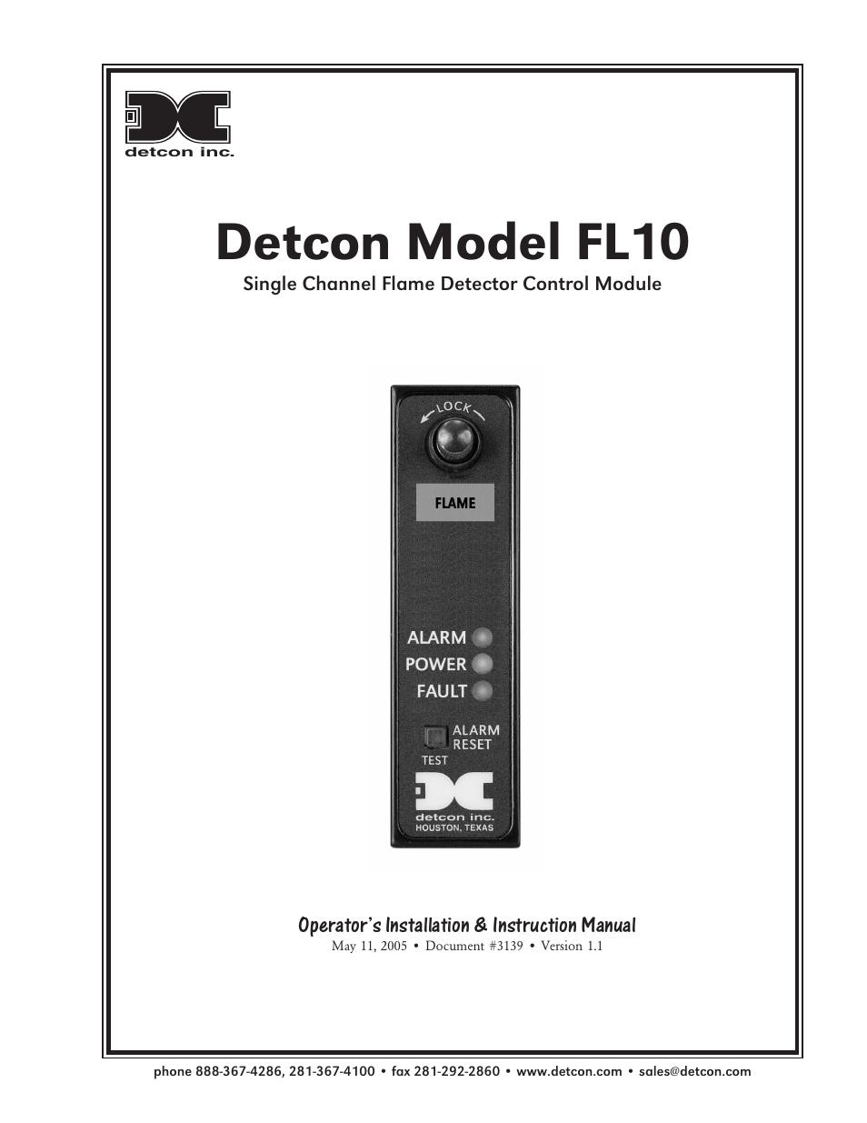 fl 10 manual