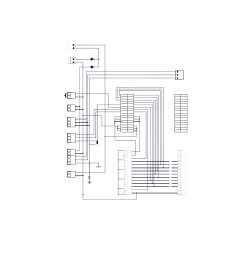 figure 4 motherboard wiring diagram detcon 1010 n4x user manual page 9 14 [ 954 x 1235 Pixel ]