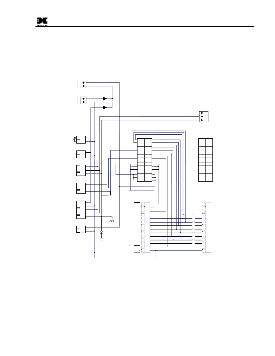 hight resolution of figure 4 motherboard wiring diagram detcon 1010 n4x user manual page 9 14