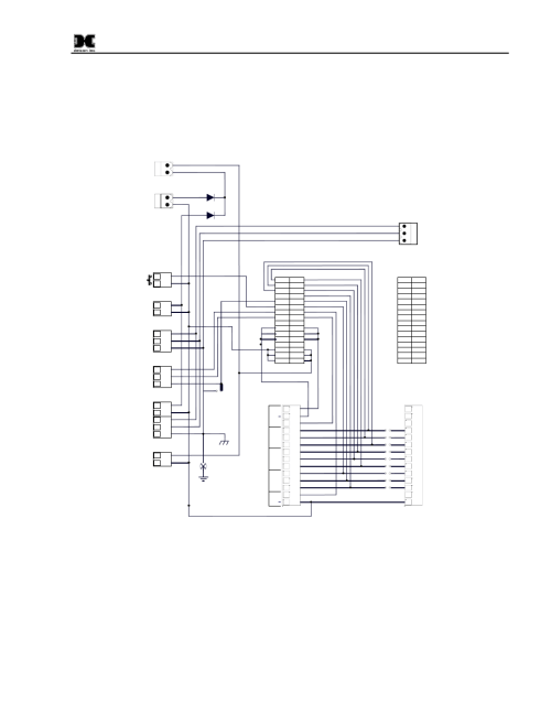 small resolution of figure 4 motherboard wiring diagram detcon 1010 n4x user manual page 9 14