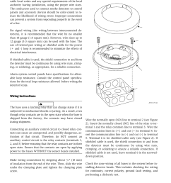 fire lite b224rb a plug in relay detector bases user manual page 2 4 also for b524rb a plug in relay detector bases [ 954 x 1235 Pixel ]