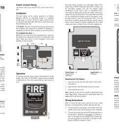 honeywell fire alarm pull station [ 1475 x 954 Pixel ]