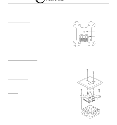 fire lite m302 a two wire conventional detector monitor modules user manual 4 pages [ 954 x 1235 Pixel ]