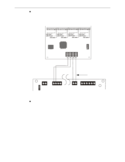 Fire Lite Addressable Fire Alarm System Diagram - pyrotech