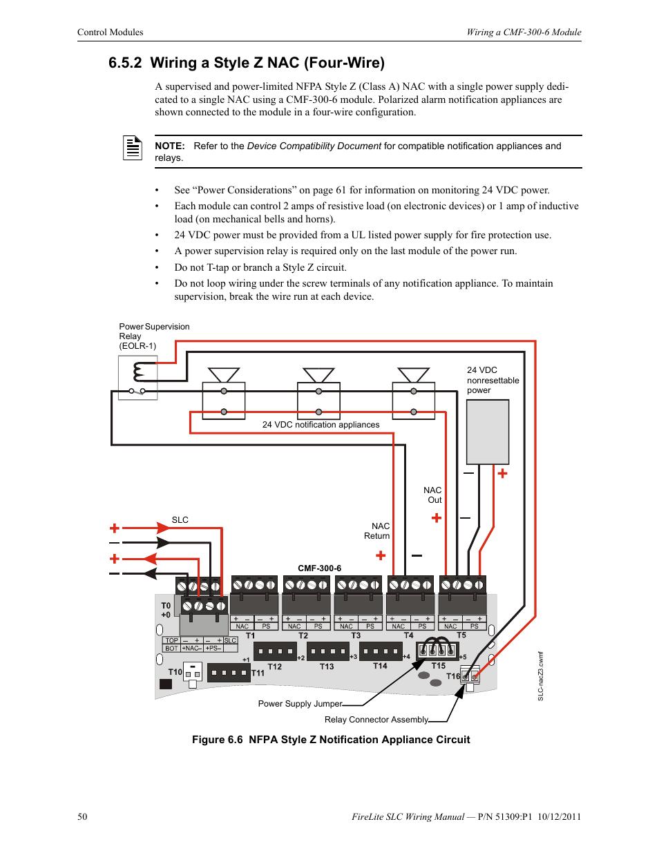 Fire Alarm Class A Wiring Diagram