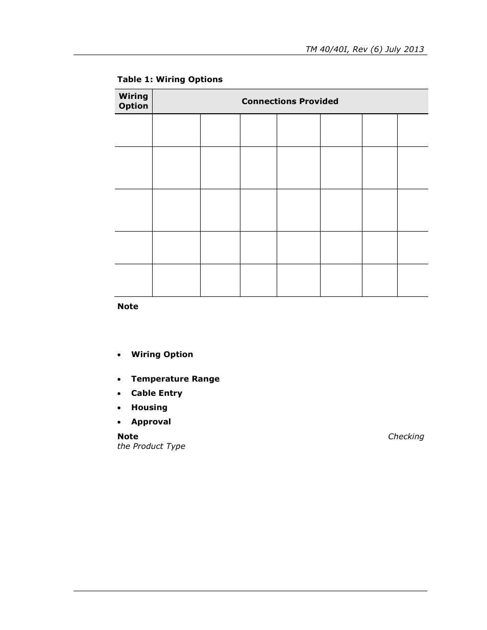 medium resolution of table 1 wiring options spectrex 40 40i triple ir ir3 flame