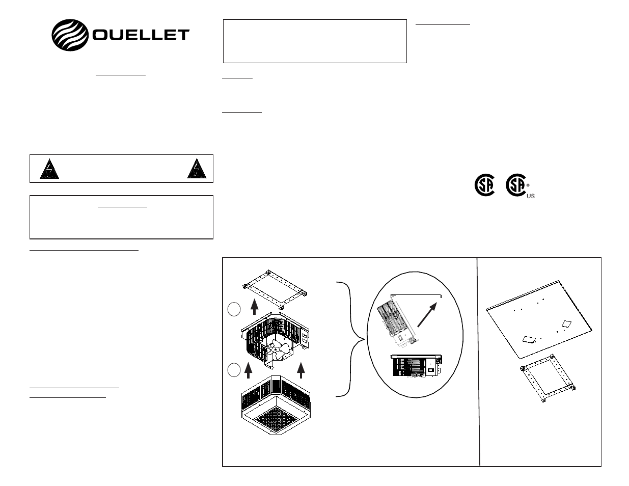 Ouellet Radiant Ceiling Heat Thermostat Wiring Schematic