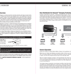 general overview how distributed on demand charging technology works promariner prosport gen 3 user manual page 4 14 [ 1235 x 954 Pixel ]