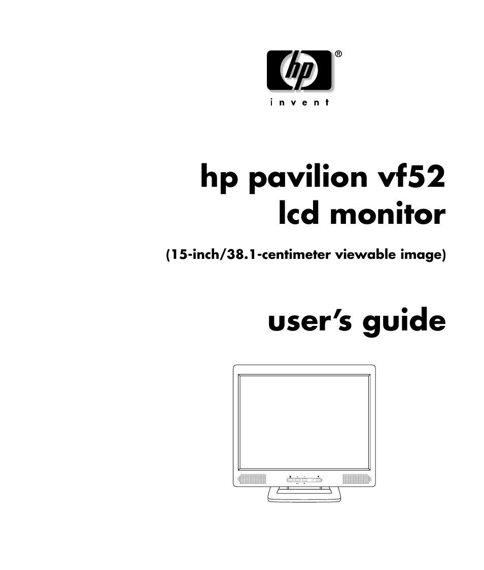 HP PAVILION VF52 DRIVERS