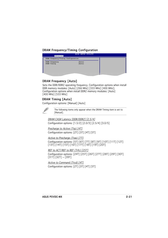 ASUS P5VDC-MX MANUAL PDF