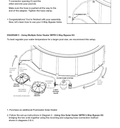 poolmaster 59025 above ground pool solar heater user manual page 10 13 [ 954 x 1235 Pixel ]