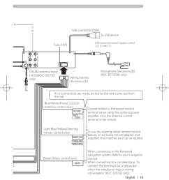108 wiring diagram connecting wires to terminals kenwood kdc bt53u user manual page on kenwood kdc  [ 955 x 1291 Pixel ]