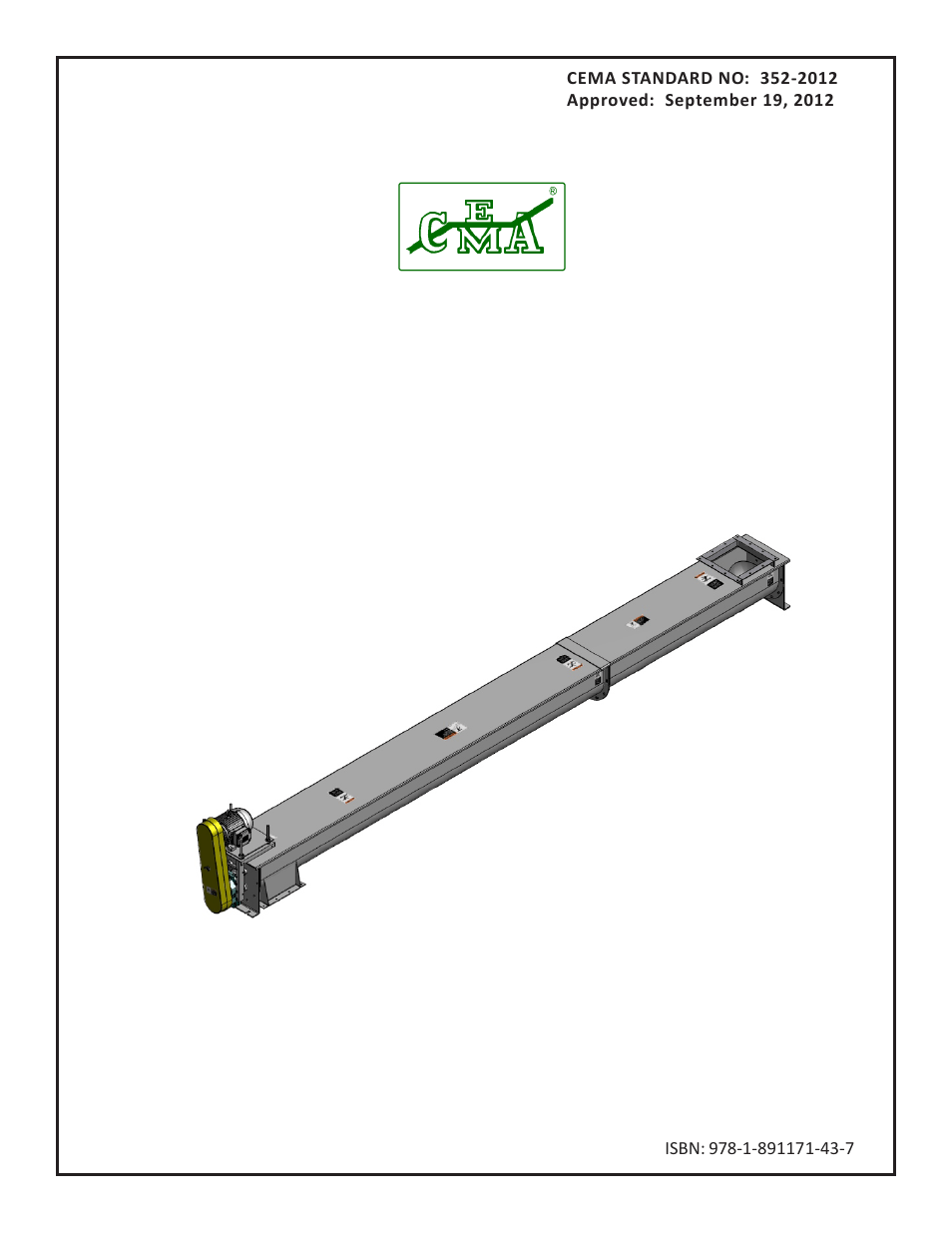 Martin Sprocket & Gear Screw Conveyor Safety User Manual