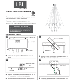 lbl lighting twilight 20 chandelier user manual 8 pages also for twilight 12 chandelier [ 954 x 1235 Pixel ]