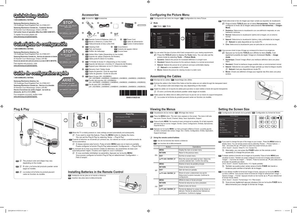 Samsung ln55b640r3fxza manual : Pursued : A True Story of