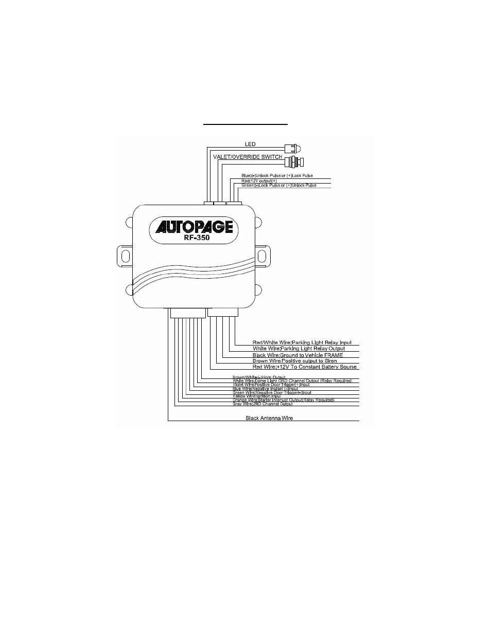 hight resolution of autopage wiring diagram wiring diagram dat autopage rf 220 wiring diagram autopage wiring diagram