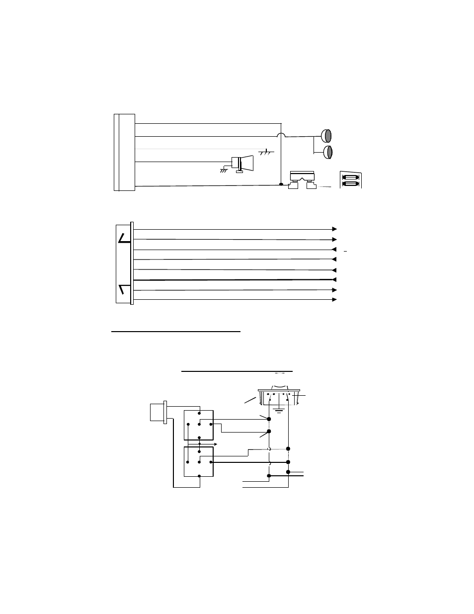 medium resolution of door lock diagrams h1 main 5 pin wire harness auto page rf 350 user manual page 3 16