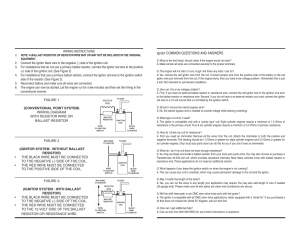 PerTronix Ignitor 1168LS User Manual   Page 2  2