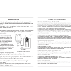 Pertronix Ignitor Ii Wiring Diagram Allen Bradley 1756 Ow16i 9mr Ls3 User Manual Page 2 Also For Ls2