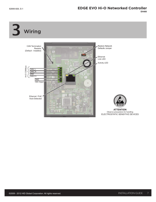 small resolution of 3 wiring wiring edge evo hi o networked controller hid edge3 wiring wiring
