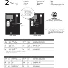 Encoder Wiring Diagram Underfloor Heating Combi Boiler Wiring, Iclass Se / Multiclass Se, 配線 布线 배선 п | Hid Se/ Installation Guide ...