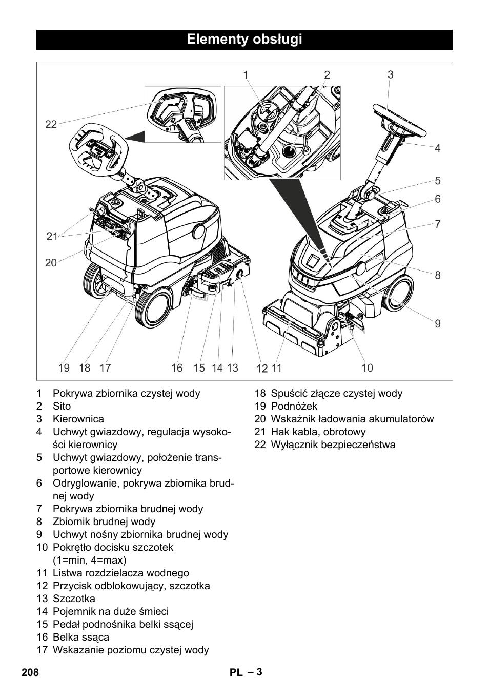 Karcher Br 35 12 C Parts Manual
