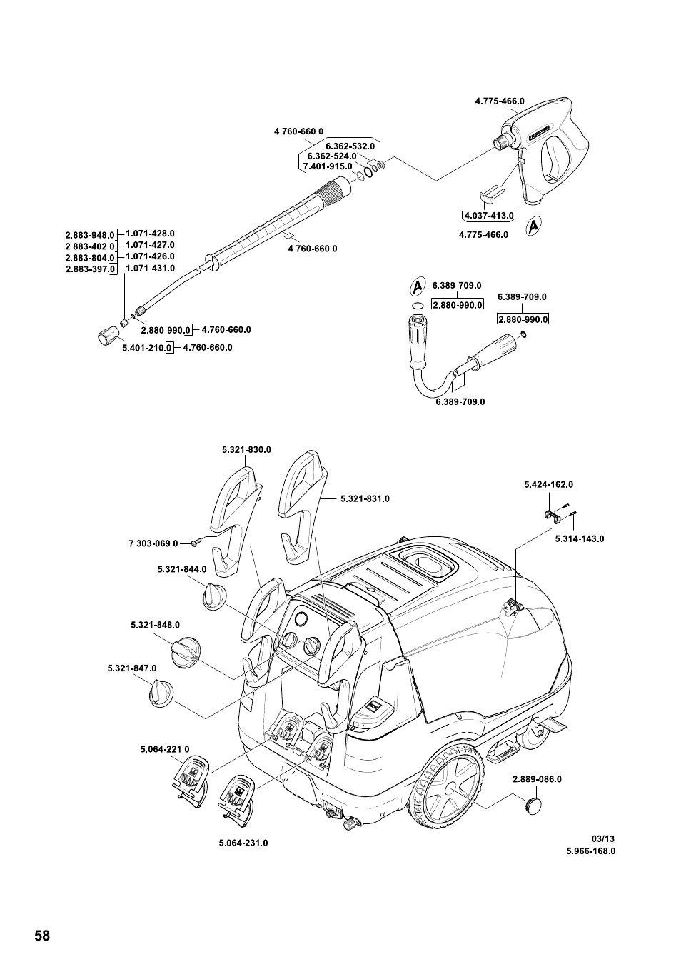 Karcher hds 760 manual