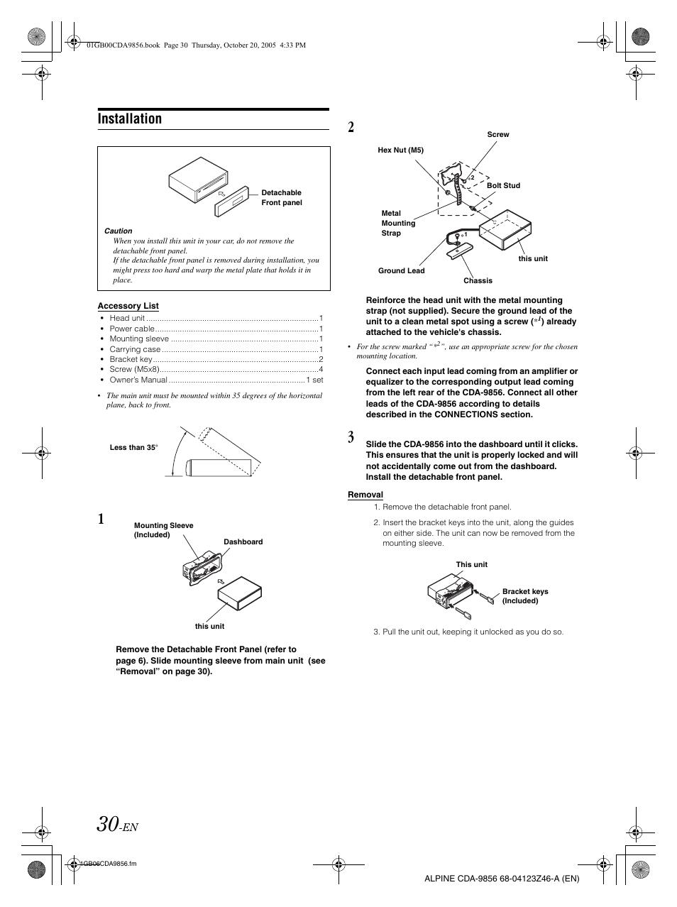 medium resolution of alpine cda 9856 wiring diagram