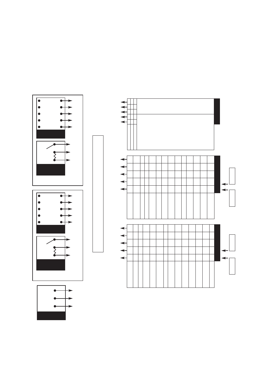Miscellaneous, 1 wiring diagram for two heating zones, Pr