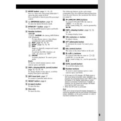 Sony Drive S Cdx Gt300 Wiring Diagram 95 Ford F150 Ignition Car Radio Harness Best Library Gt130 Manual Model Mo Rh 47 Skriptoase De Xplod