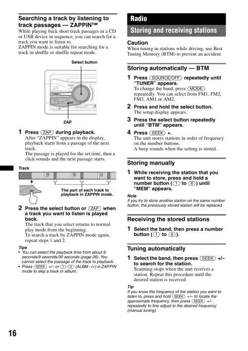 small resolution of sony mex bt38uw user manual page 36 72 original mode