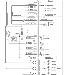 installation and connections connections alpine cda 9807 on alpine car alarm  [ 954 x 1348 Pixel ]