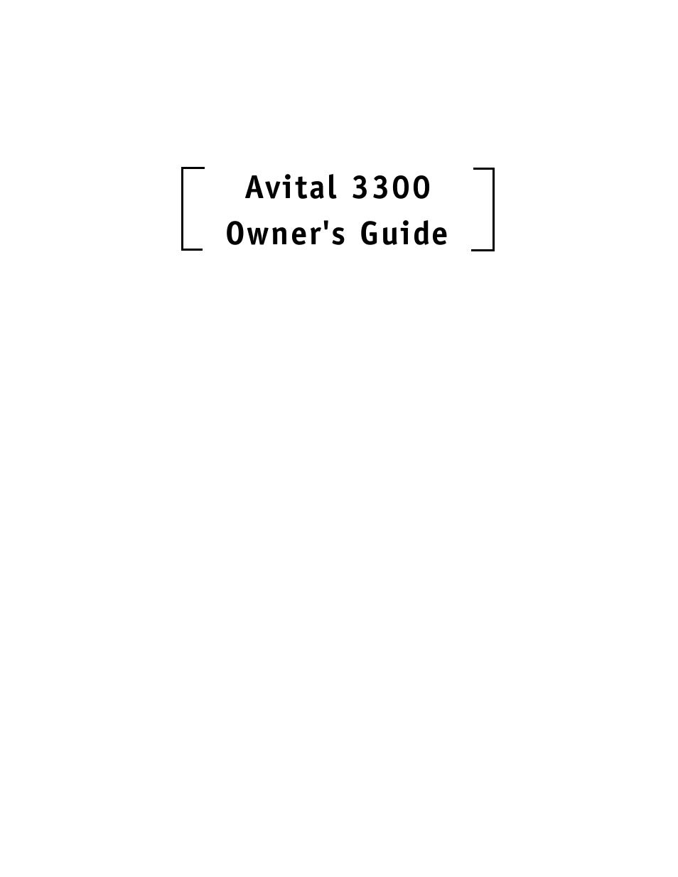 medium resolution of avital 3300 user manual 40 pages rh manualsdir com avital remote start wiring diagram avital remote
