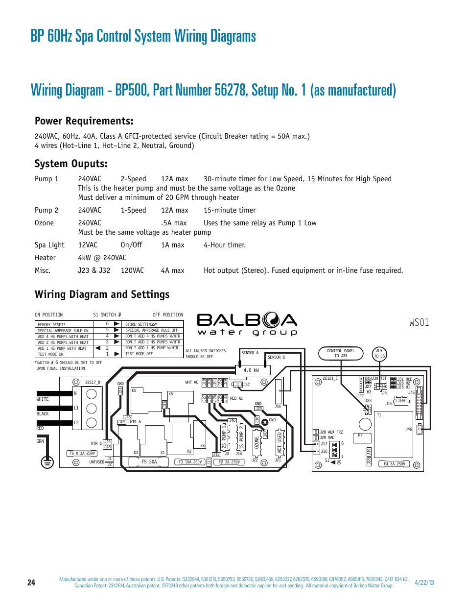 medium resolution of bp 60hz spa control system wiring diagrams power requirementsbp 60hz spa control system wiring diagrams