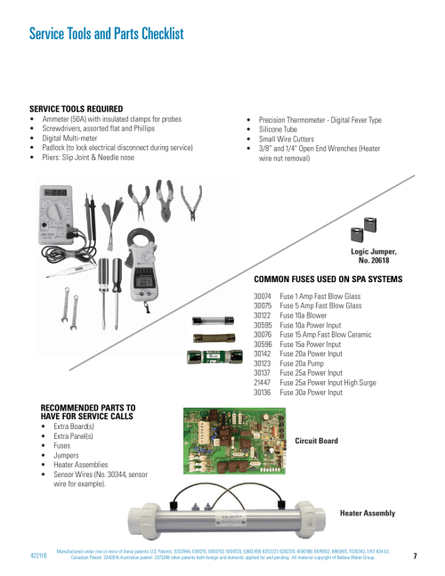 small resolution of  balboa spa wiring diagram wiring diagrams schematic on service tools and parts checklist balboa water group bp 60hz user on
