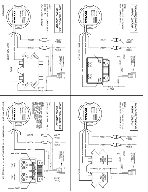 small resolution of dyna ignition wiring diagram wiring diagram blog dyna 2000i ignition wiring diagram dyna 2000i wiring