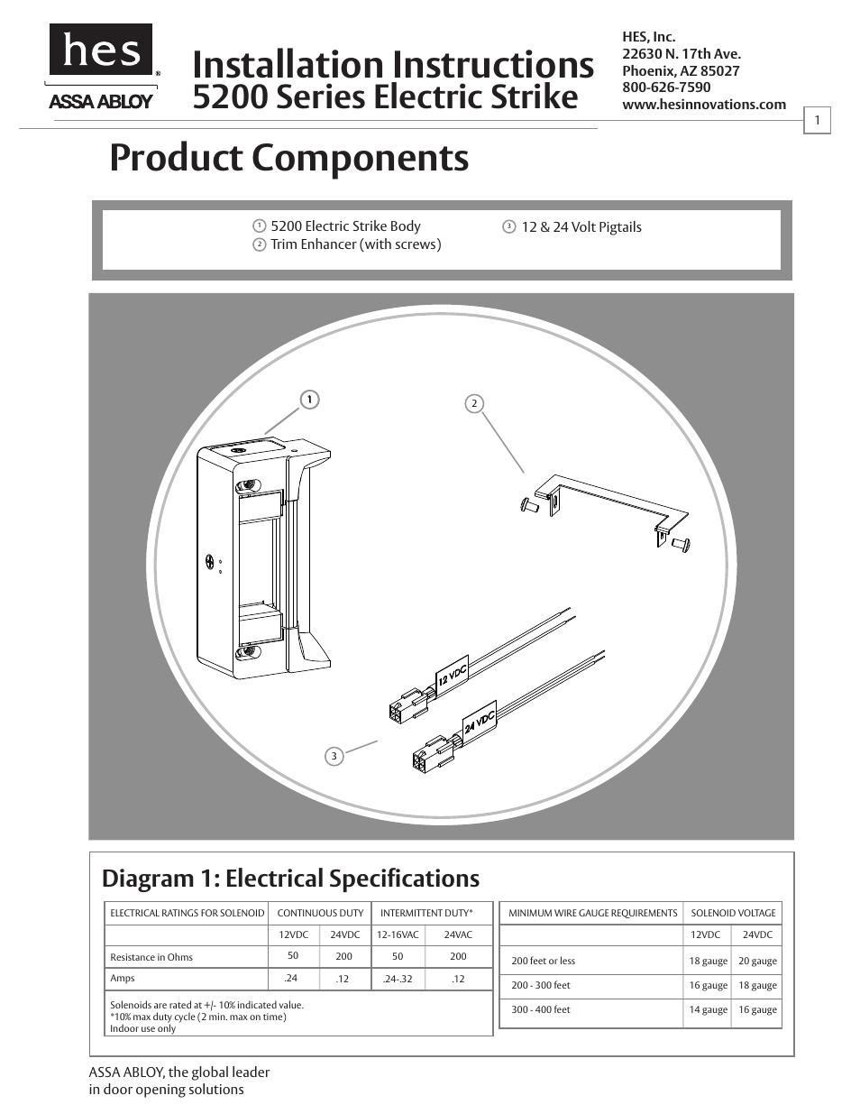 hes 5000 wiring diagram Hes 9600 12 24d 630 Wiring Diagram hes wiring diagram t1 wall jack wiring saab 95 speaker wiring HES 9600 Door Strike