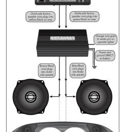hogtune amp wiring diagram [ 954 x 1475 Pixel ]