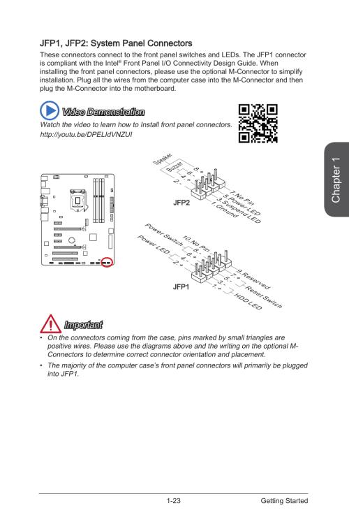 small resolution of msi wiring diagram wiring diagram repair guides msi n1996 motherboard wiring diagram msi n1996 motherboard wiring