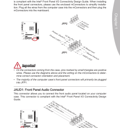 mci wiring diagrams wiring libraryjaud1 front panel audio connector jfp1 jfp2 front panel mci [ 954 x 1432 Pixel ]