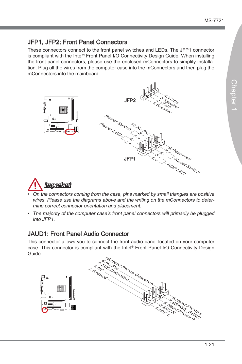 hight resolution of mci wiring diagrams wiring libraryjaud1 front panel audio connector jfp1 jfp2 front panel mci
