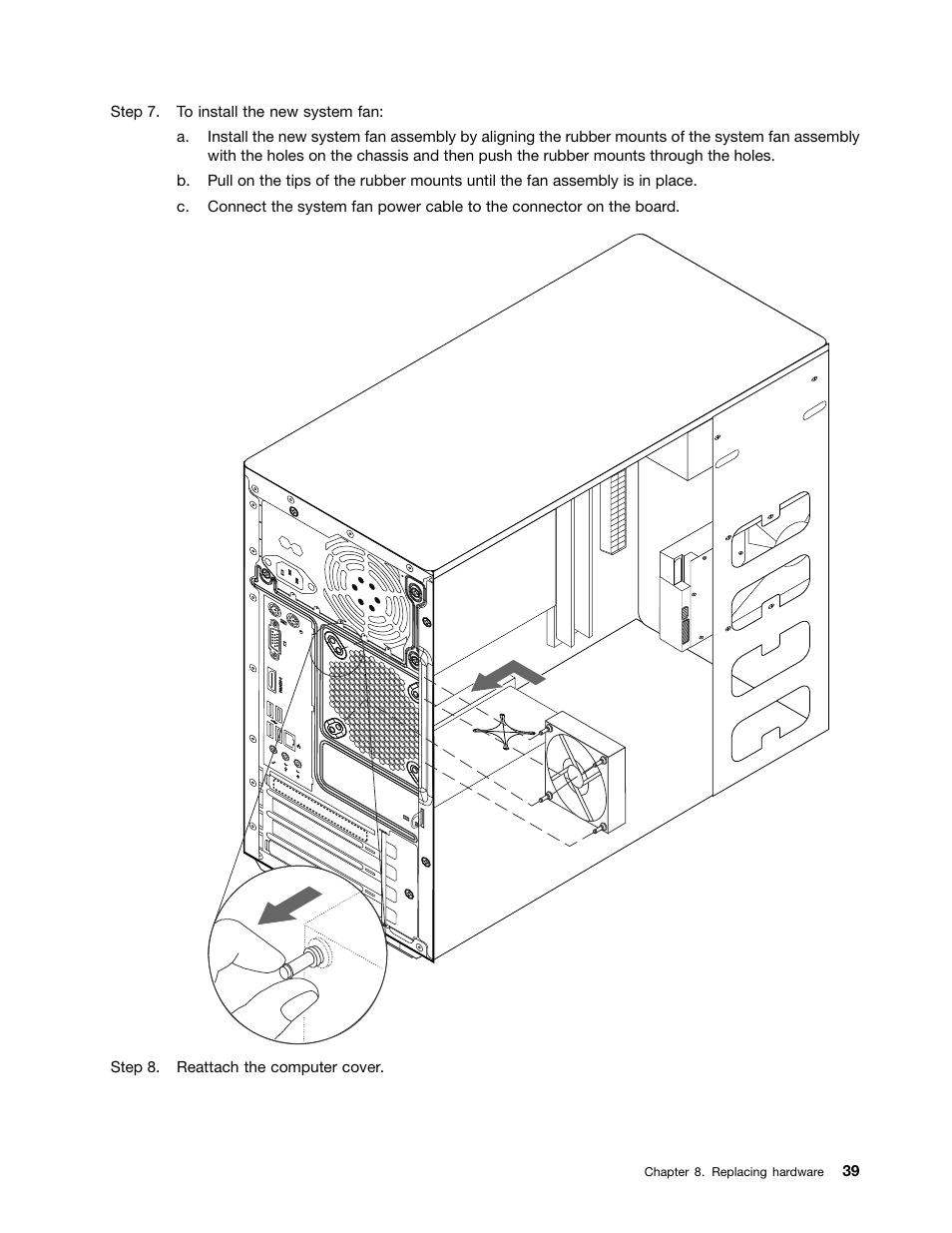 Dell Inspiron 530 Service Manual