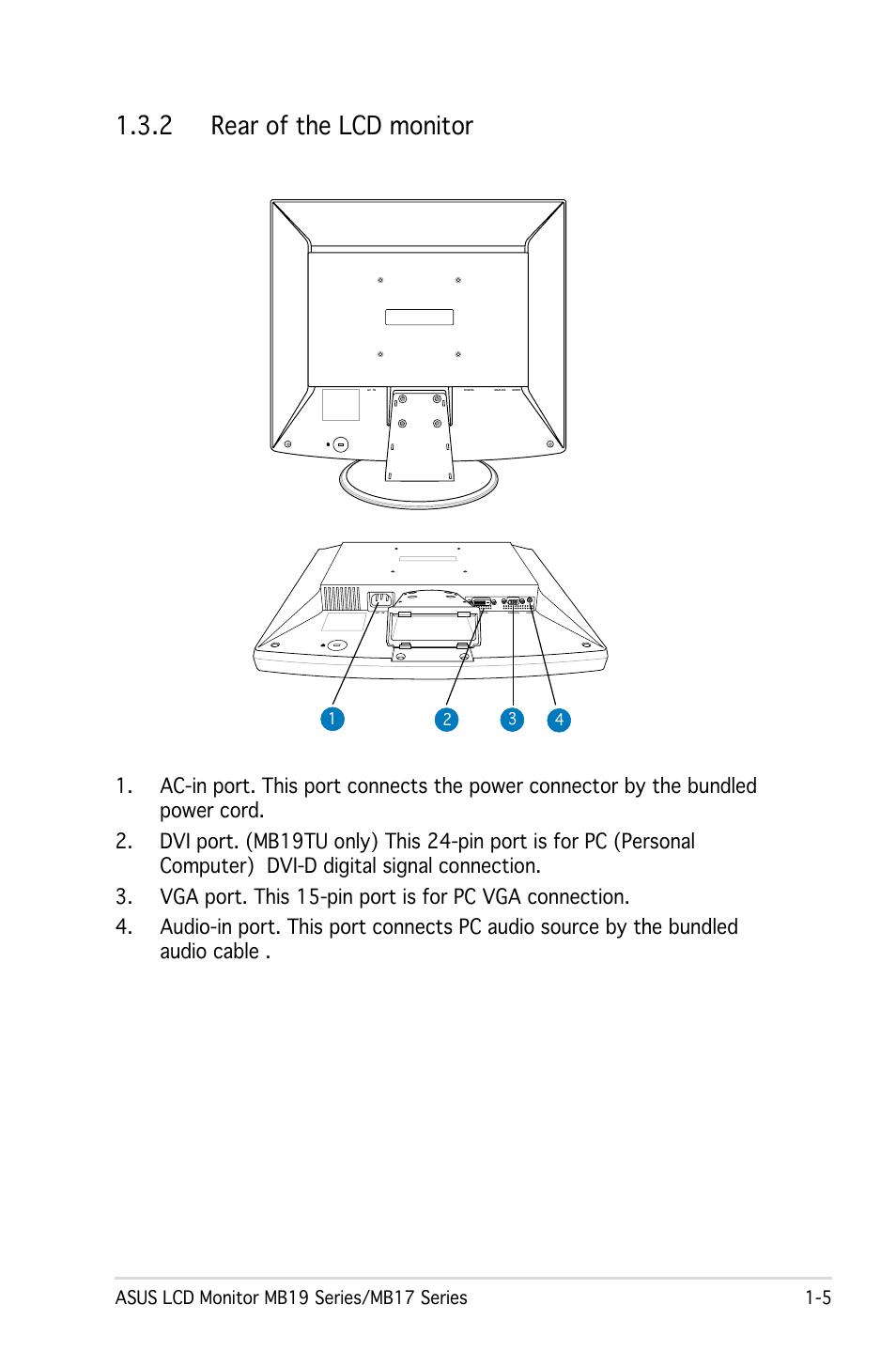 medium resolution of 24 pin vga diagram