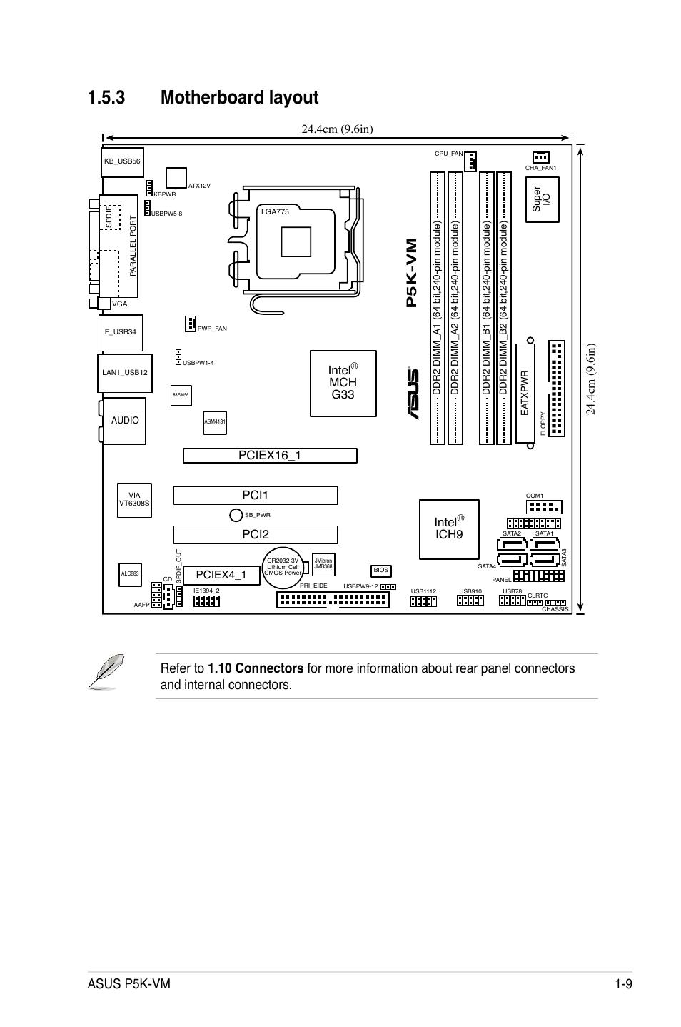 ASUS P5K-VM MANUAL PDF