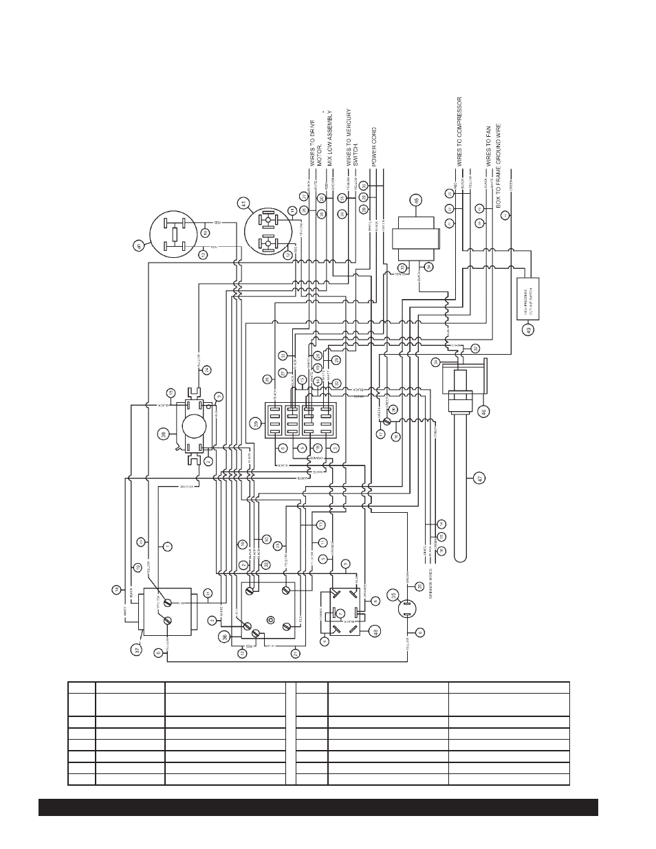 Beverage Air Freezer Wiring Diagram : 35 Wiring Diagram