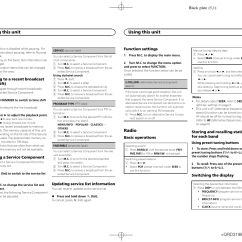 Pioneer Radio Manual Nissan Altima Stereo Wiring Diagram Using This Unit Deh X6600dab User Page 5