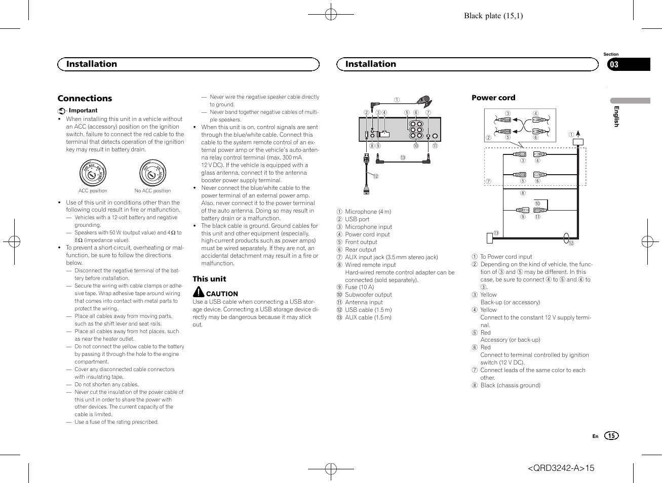 Pioneer Mvh X560bt Wiring Diagram