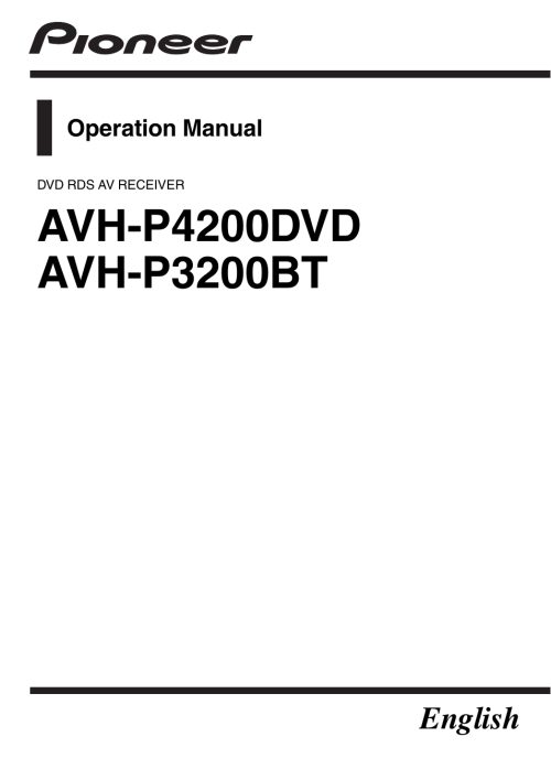 small resolution of  pioneer avh p4100dvd wiring diagram gas motor scooter wiring electrical circuit connections and