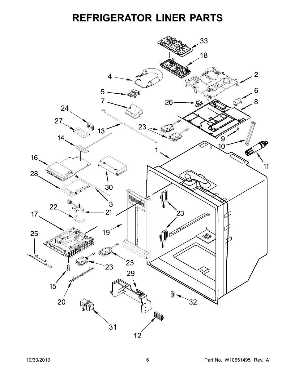 Maytag Refrigerator Instruction Manual